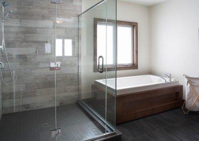 Salle de bain chambre des maîtres